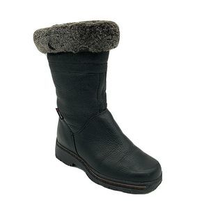 Blondo Women's Boots Black Leather